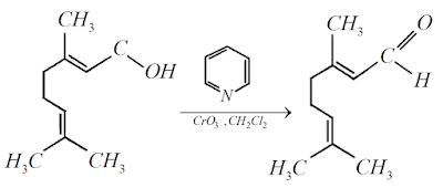 oxidaçao-geraniol-geranial