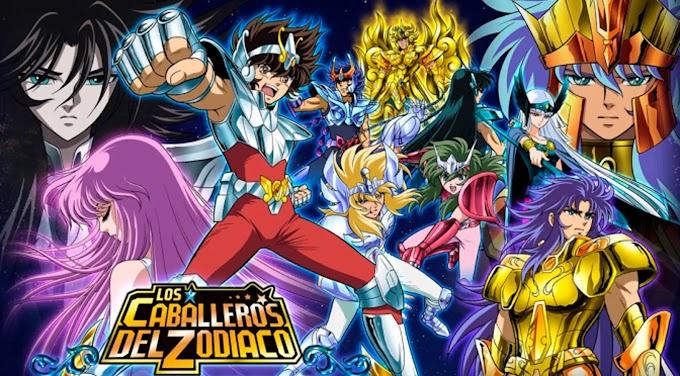 Los caballeros del zodiaco (Saint Seiya) Todas las Series en Latino-Japones