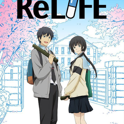 ReLife |13/13| |Castellano/Japones + Sub Esp| |HD Ligero 720p| |Mega|