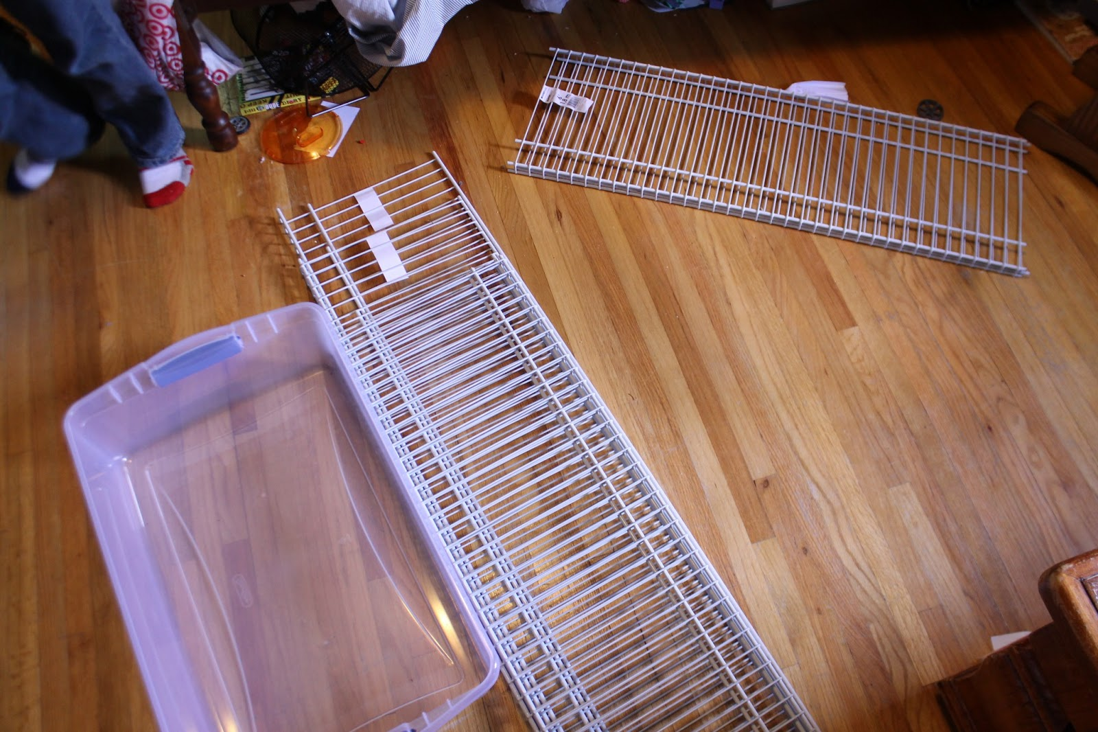 Must Add Fabric Softener Wire Shelving Rat Cage