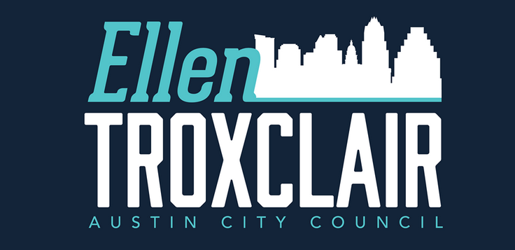 Ellen Troxclair District 8 Yard Sign
