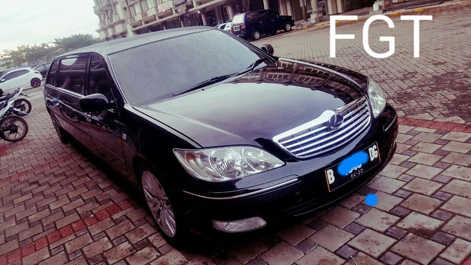 Mobil Mewah Bekas Limousine Lexus Limited Black Jakarta Lapak
