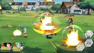Download Hyper Saiyan Dream Squad v2.0.4 Apk Terbaru