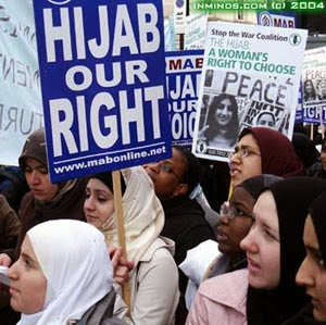 jilbab demo
