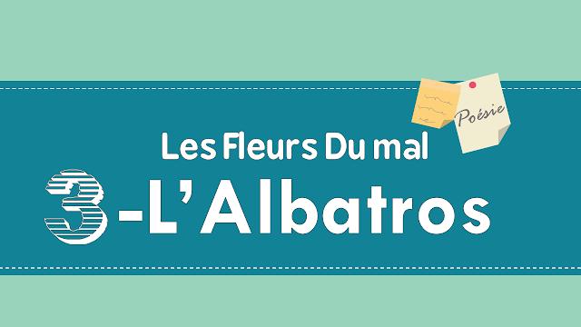 L'Albatros (poème) en pdf et video - Charles Baudelaire
