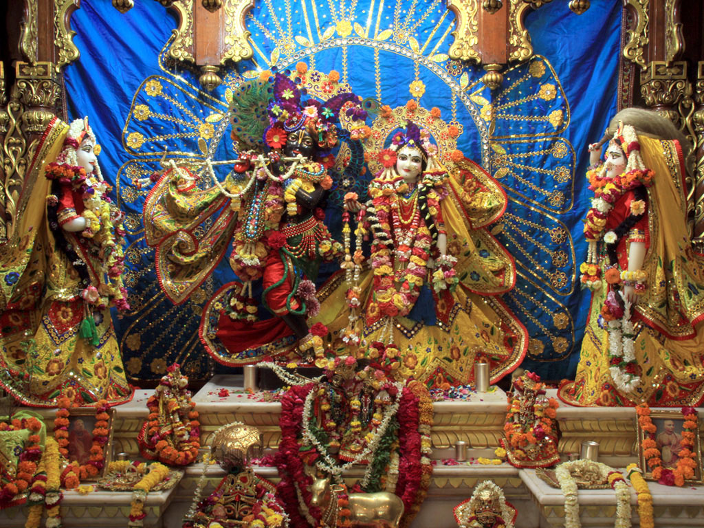 Bhagwan Ji Help Me: Lord Radha Krishna Iskcon