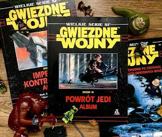 Epizod VI Powrót Jedi - Album