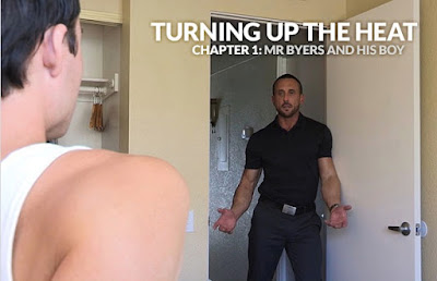 Familydick – Mr. Byers And His Boy – Chapter 1- Turning Up The Heat