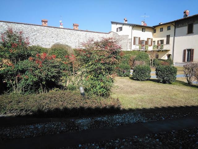 Appartamento indipendente in villa Locate di Ponte San Pietro