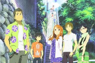 Ano Hi Mita Hana no Namae wo Bokutachi wa Mada Shiranai. Movie BD