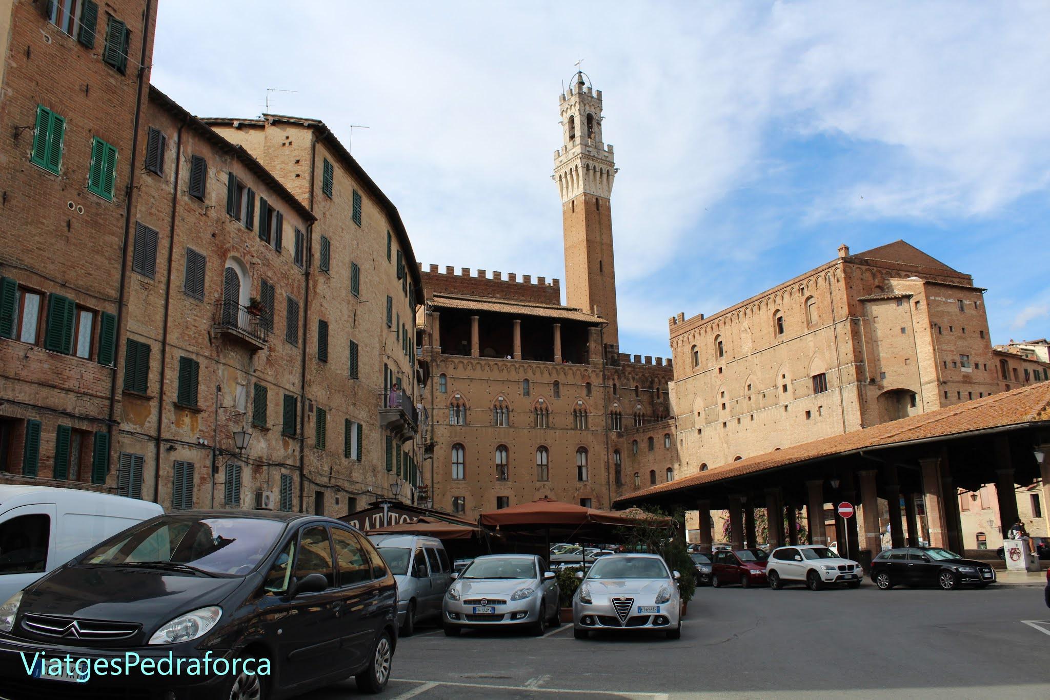 Siena, Toscana, Itàlia, patrimoni de la humanitat, Unesco heritage