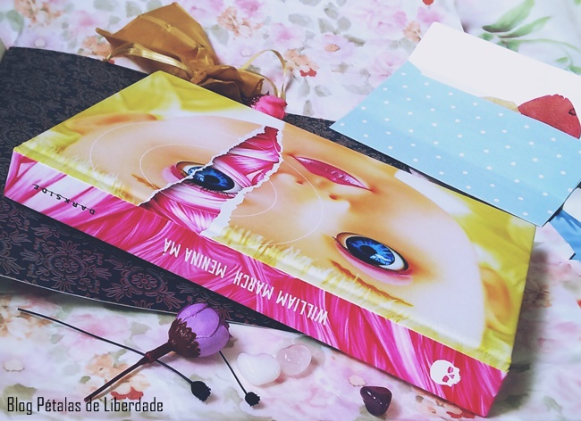 Resenha, livro, Menina-Ma, William-March, Darkside, capa, foto, trecho, quote, opiniao, psicopatia, blog-literario, blog-literario-petalas-de-liberdade