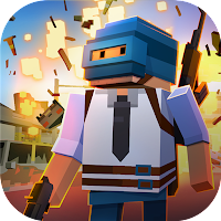 Grand Battle Royale: Pixel War Mod Apk