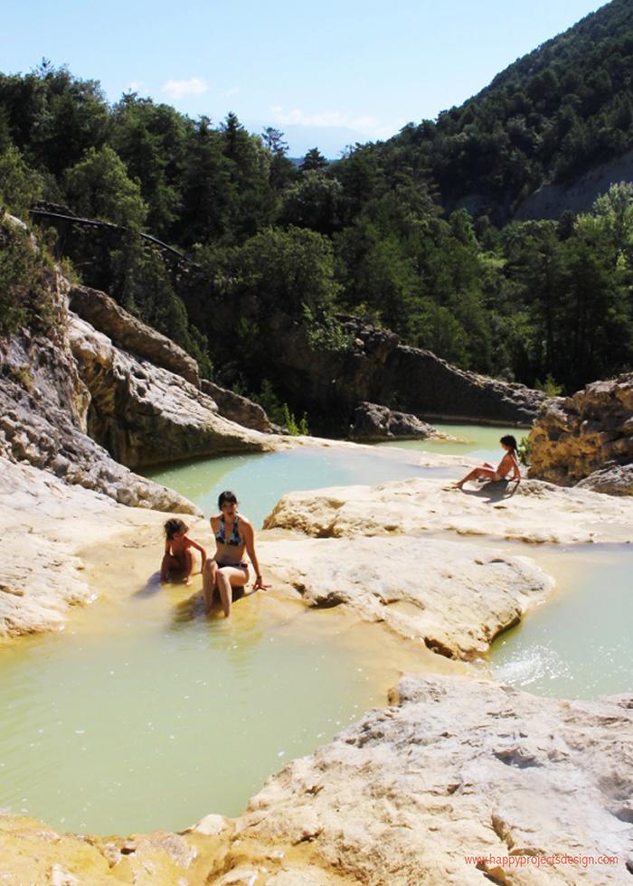 Pirineo de Huesca: pozas de san Martin