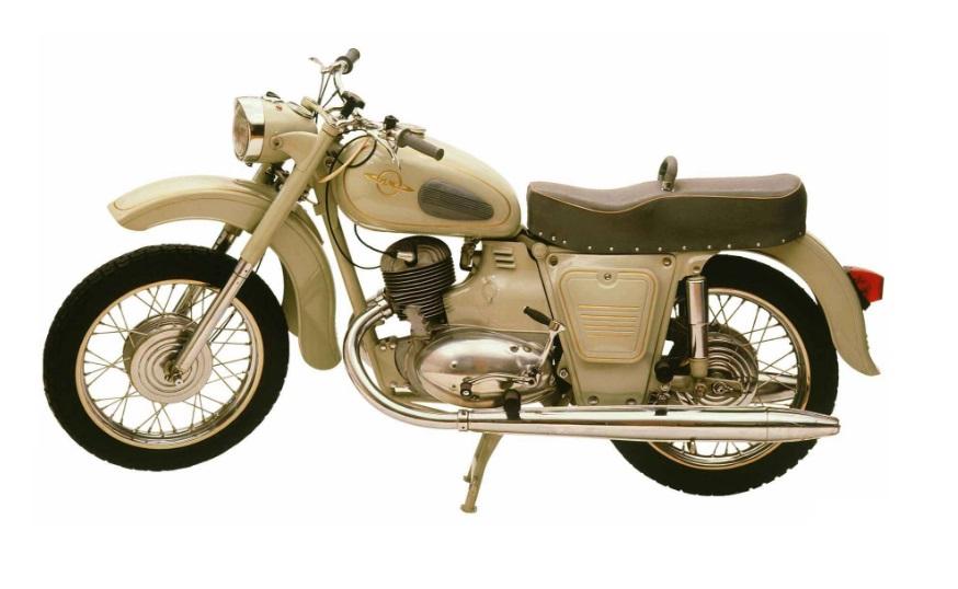 Легендарные советские мотоциклы