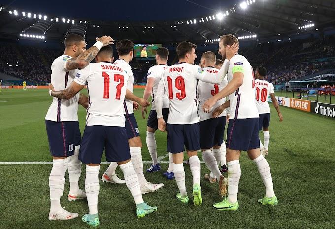 Euro '21: l'Inghilterra travolge 4-0 l'Ucraina e vola in semifinale
