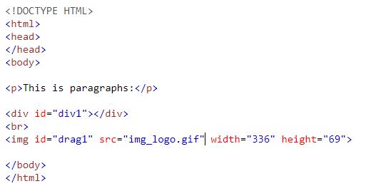 html website code