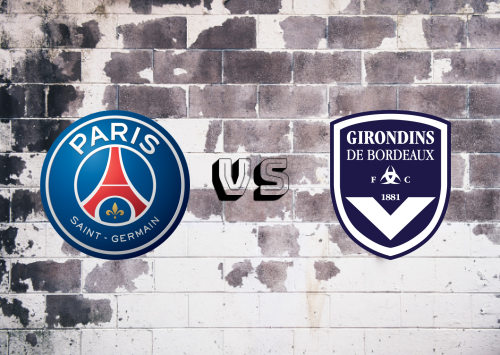 PSG vs Bordeaux  Resumen y Partido Completo