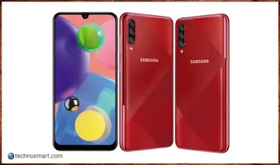 Samsung Galaxy A70s Price Dropped In India, Now Starting Price Is Rs.25,990