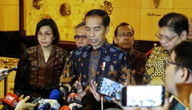 Serukan Gerakan Wakaf Uang, Jokowi: Potensi 188 Triliun Pertahun