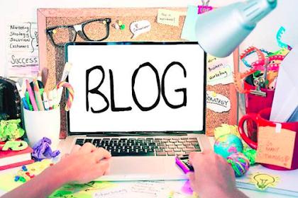 Alasan Menggunakan Blogger Untuk Ngeblog?