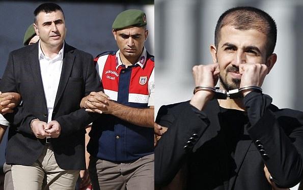 Photos: Turkey jails 40 people for life over plot to kill President  Erdogan in 2016