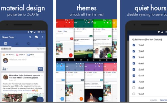 Swipe for Facebook Pro Free Download on Android App