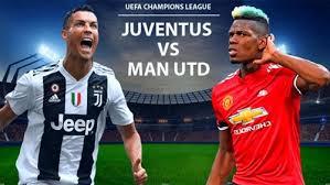 موعد مباراة يوفنتوس ومانشستر يونايتد ضمن دوري أبطال أوروبا والقنوات الناقلة