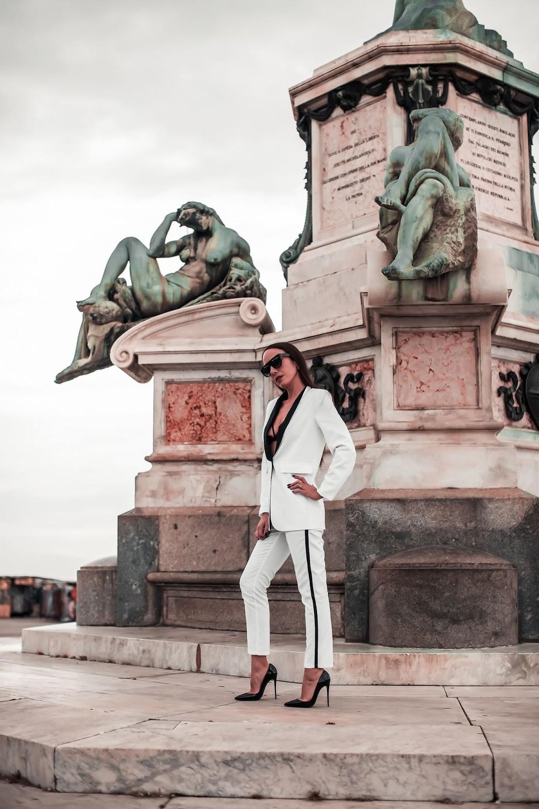 giacca pantalone tendenza