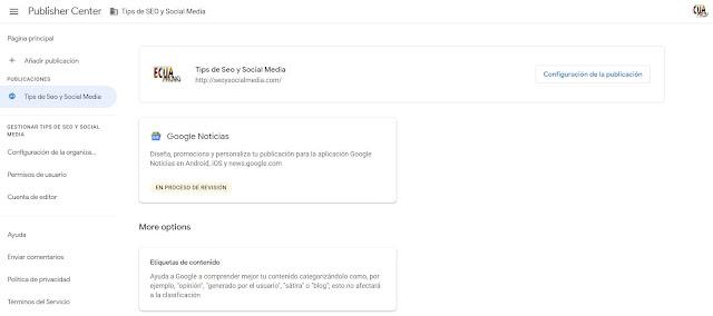 Como colocar tu sitio web en Noticias de Google - Aparecer en Google News