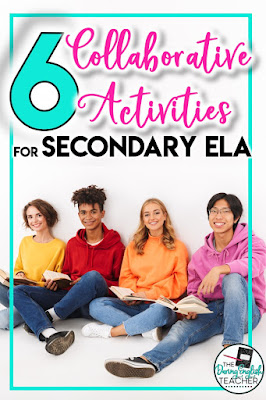 Six Types of Group Activities to Include in the ELA Classroom