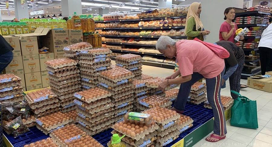 Pemborong Telur Murah Cheras