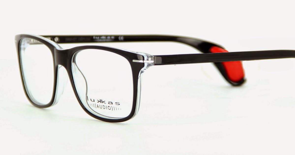 Senior mais pas trop  Lukkas Audio   des lunettes auditives 03aff641ae39