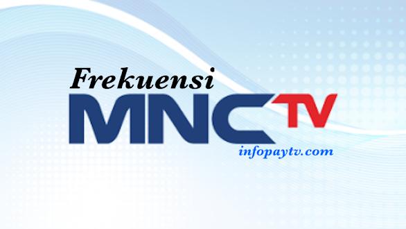 Frekuensi & Biss Key MNCTV Terbaru 2020