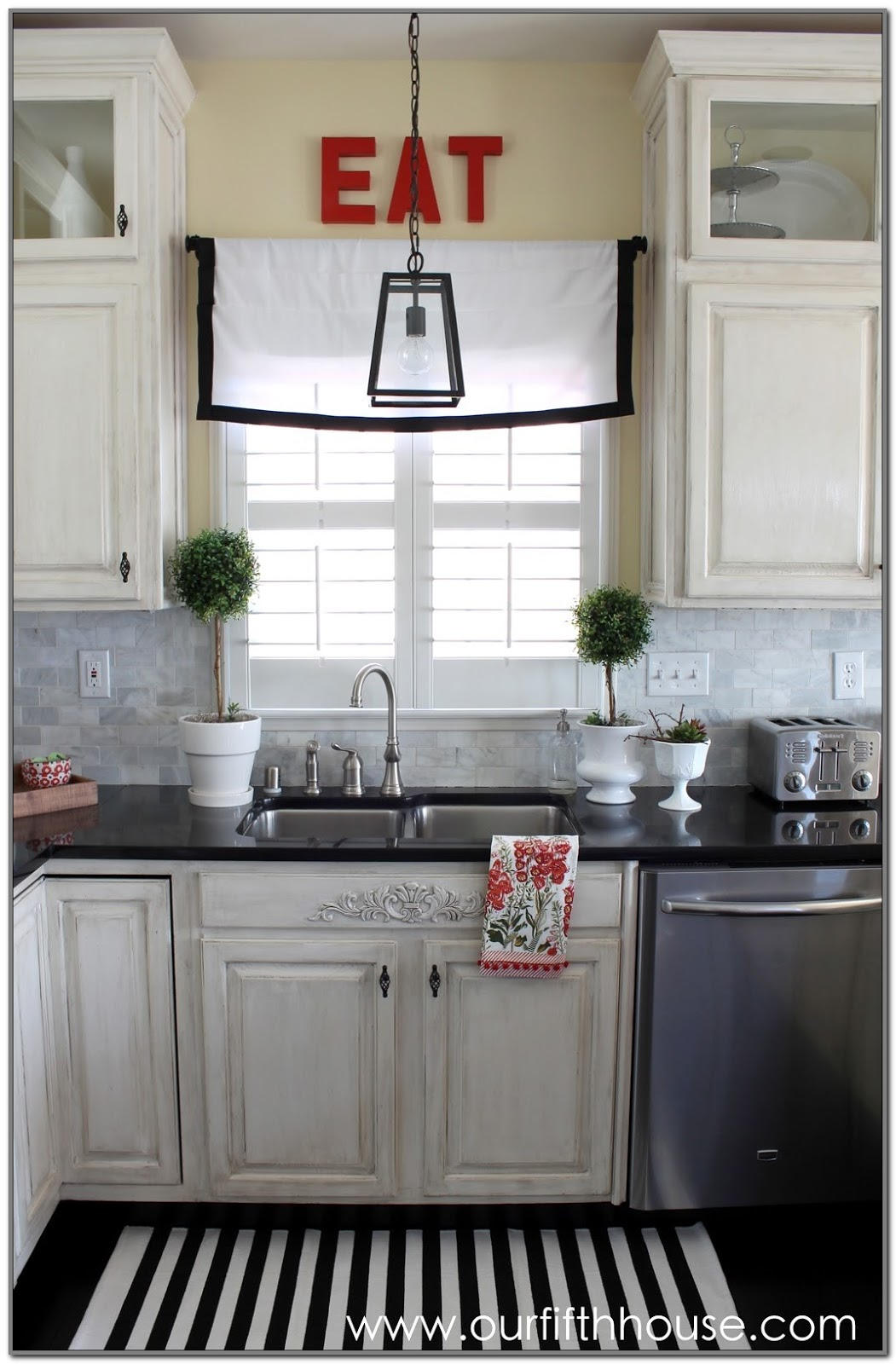 kitchen appliances and decorating ideas