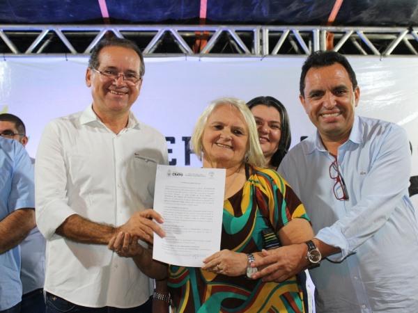 Governo Zé Ailton Brasil teve agenda movimentada no final de semana