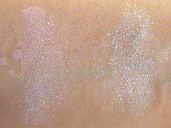 essence Hidden Stories Pixie Dust - Swatches From Dusk Till Dawn & Trixie´s Pixie Dust