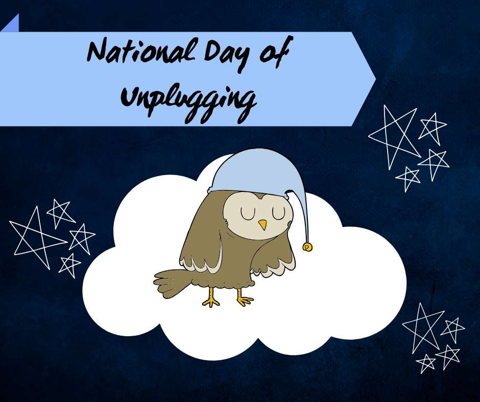 National Day of Unplugging Wishes Images download