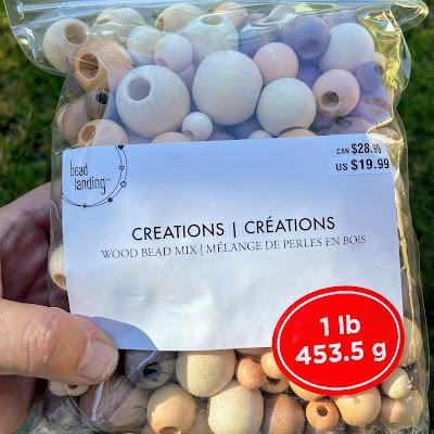 Wood Beads for Macrame