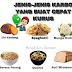 Jenis-Jenis Karbohidrat Yang Buat Cepat Kurus