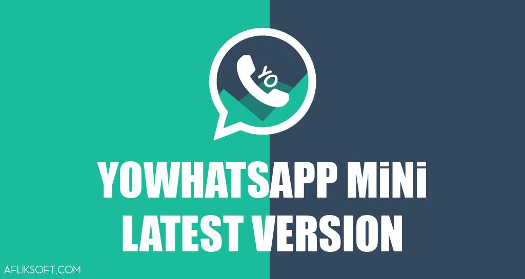 YOWhatsApp MiNi