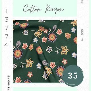 Kaftan & Ironless Fabric
