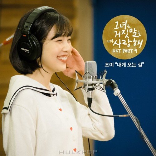JOY – The Liar And His Lover Ost Part.9