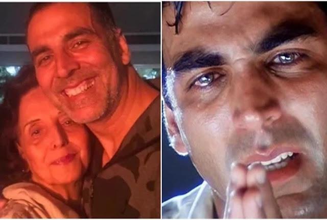 अक्षय कुमार की मां का निधन, एक्टर ने लिखा- मैं आज बहुत दर्द में हूं