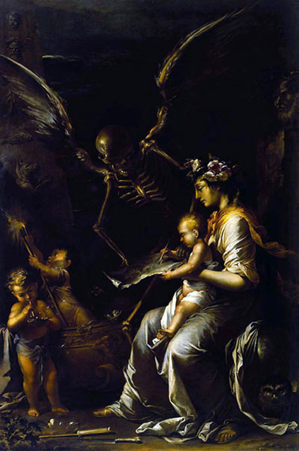 Salvator Rosa, Macabre Art, Macabre Paintings, Horror Paintings, Freak Art, Freak Paintings, Horror Picture, Terror Pictures