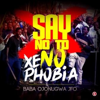 Music : JFO - Say No To Xenophobia