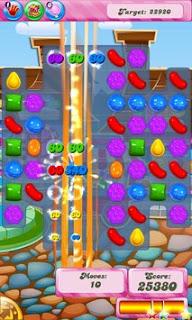 Free Download Candy Crush Saga MOD APK v1.88.0.5 Terbaru (Super Mega MOD) for Android