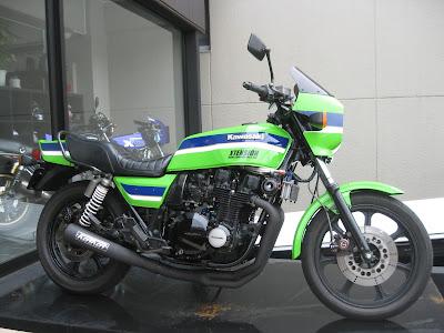 カワサキZ1100R 中古車