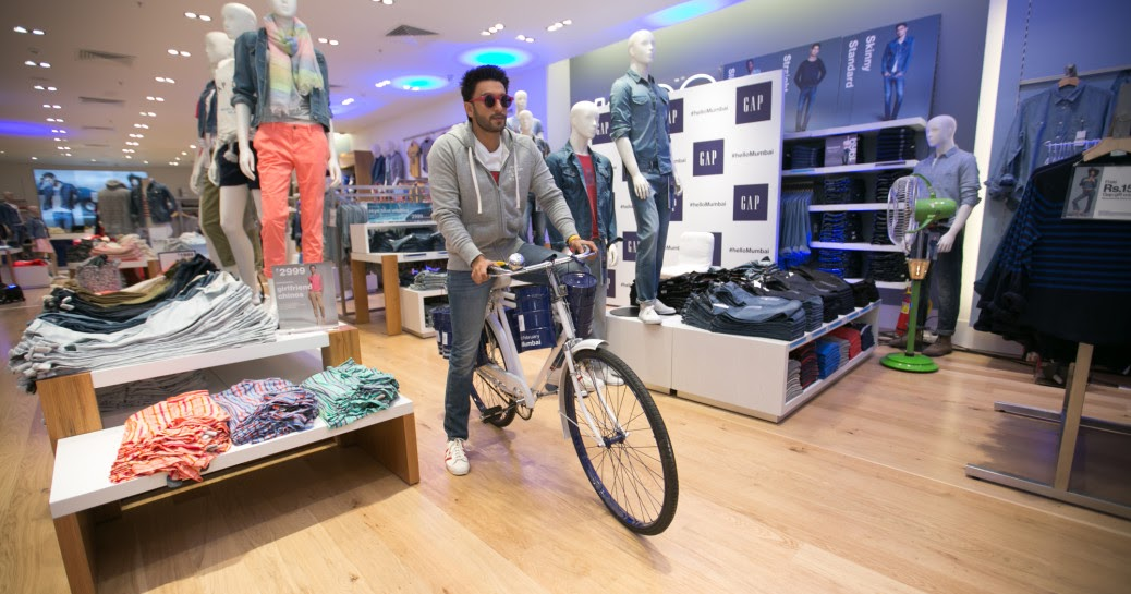 ARVIND LIFESTYLE BRANDS LTD. BRINGS GAP TO MUMBAI WITH TWO ...