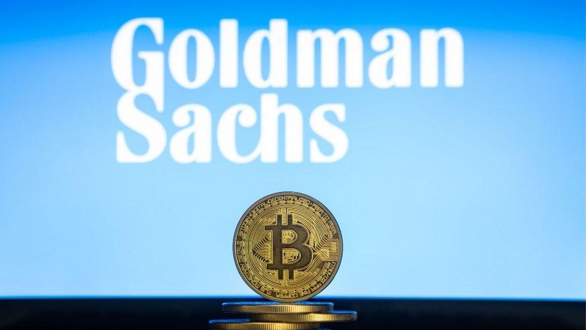 Goldman Sachs BTC